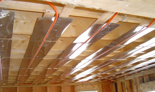 Thermostat For Ceiling Radiant Heat