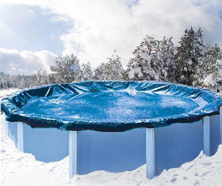 la b che d hiver pour piscine description et avantages. Black Bedroom Furniture Sets. Home Design Ideas
