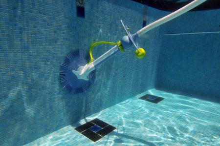 Nettoyage de psicine : le robot de piscine électrique