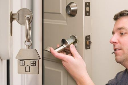 Comment poser une serrure avec cylindre la r ponse est for Changer la serrure d une porte