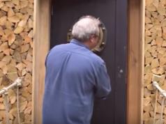 cabanes en bois